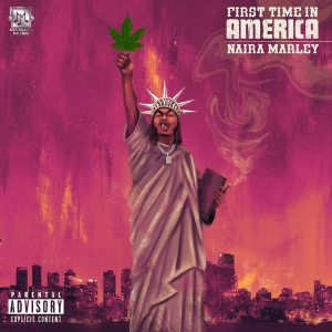 MP3: Naira Marley - First Time in America