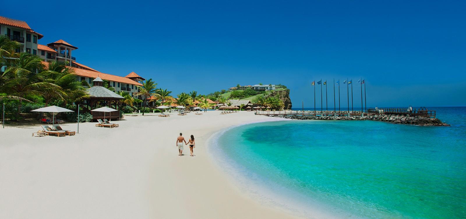 Sandals La Source Grenada  Grenada Honeymoon Packages  Honeymoon Dreams  Honeymoon Dreams