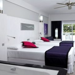 Lounge Suite Sofa Bed Dane With Chaise Riu Palace Costa Rica All Inclusive Honeymoons And More