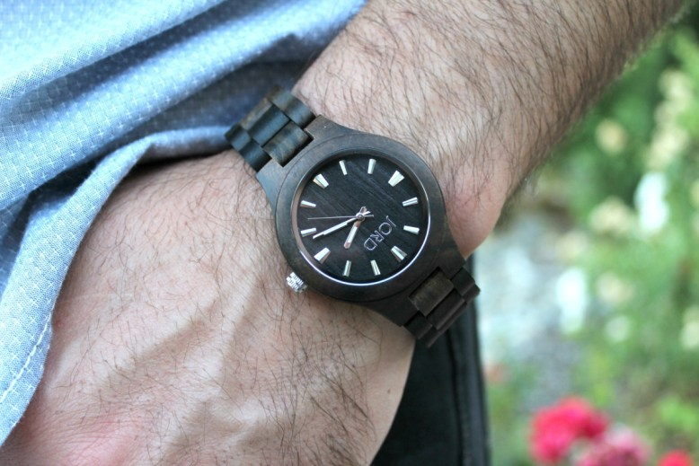 JORD-wood-watch