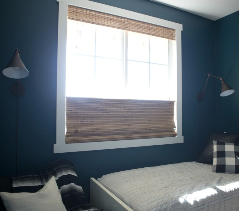 Mid Century Inspired Teen Boy's Room