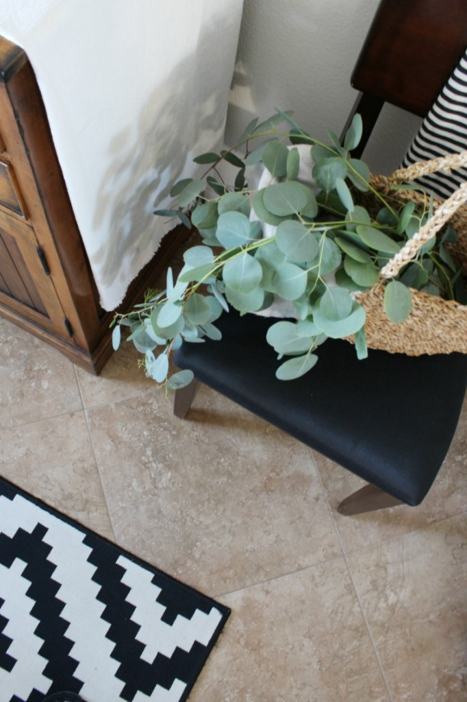 Bring the outdoors in|Spring home tour