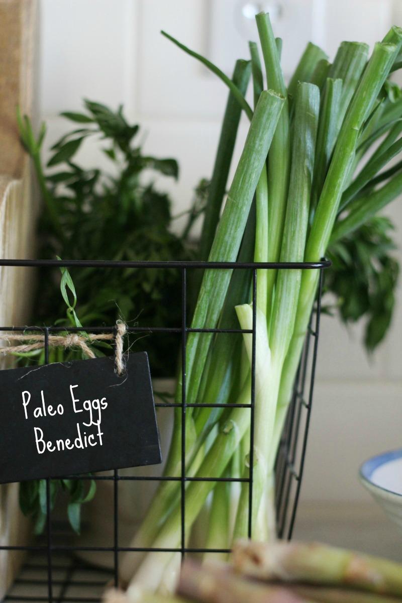 How To Make Paleo Friendly Eggs Benedict