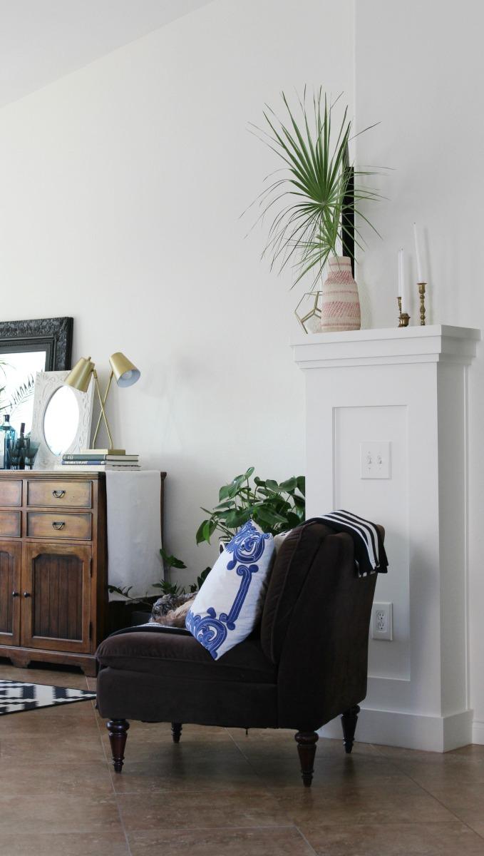 hallways are rooms too, $100 Room Challenge
