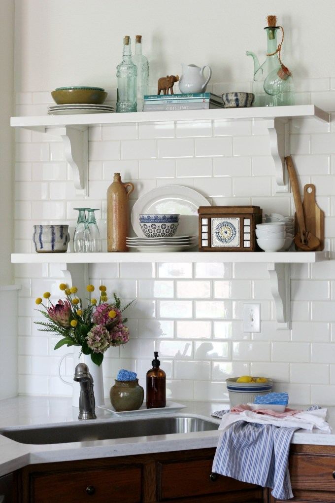 make dishes easier wth a soap caddy