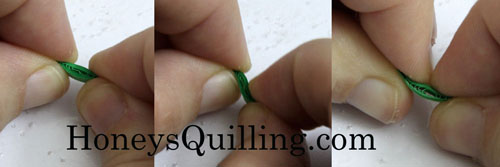 paper quilling tutorial for palm tree