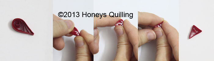 Quilling 101 - Beginning Paper Quilling Instructions - Free Tutorial from Honey's Quilling