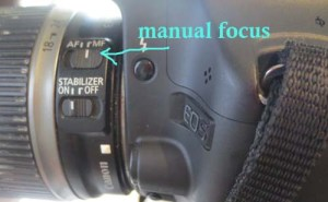 How to set custom white balance on Canon EOS 500D