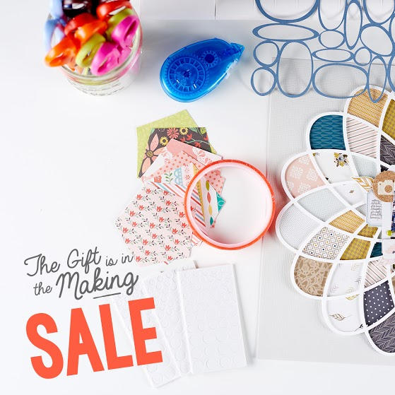 Craftsy supply sale