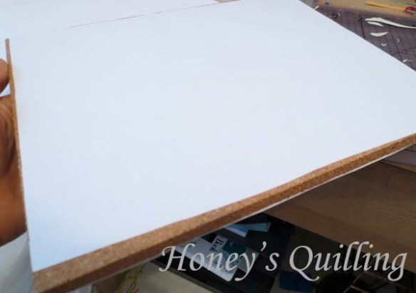 How to fix up your paper quilling workboard - Honey's Quilling
