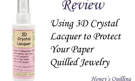 3D Crystal Lacquer Review and Tips