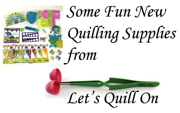 What's New from Let's Quill On