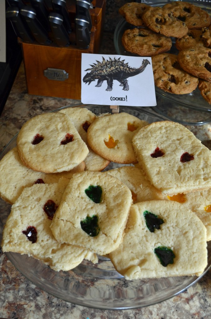 Jurassic, Dino, Party, Birthday, Ideas, Party Food