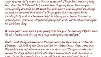 elf on the shelf arrival letter jesus version 2017 free download