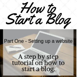How to Start a Blog, blogger,