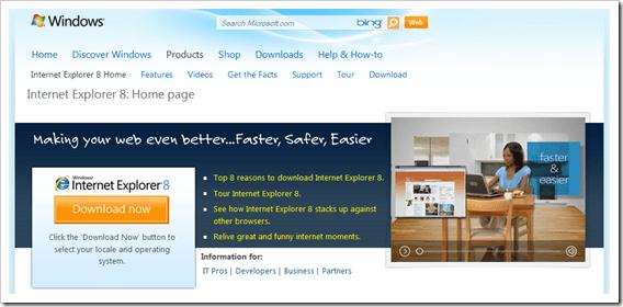 internet explorer 10 Best Internet Browsers