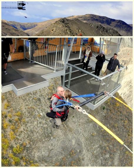 Honeymoon Position Gorge Swing