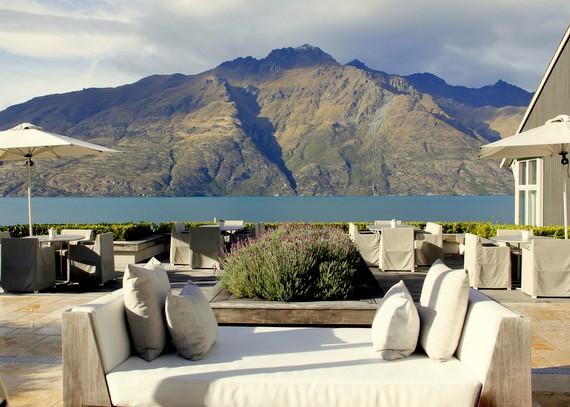 Matakauri Lodge, New Zealand