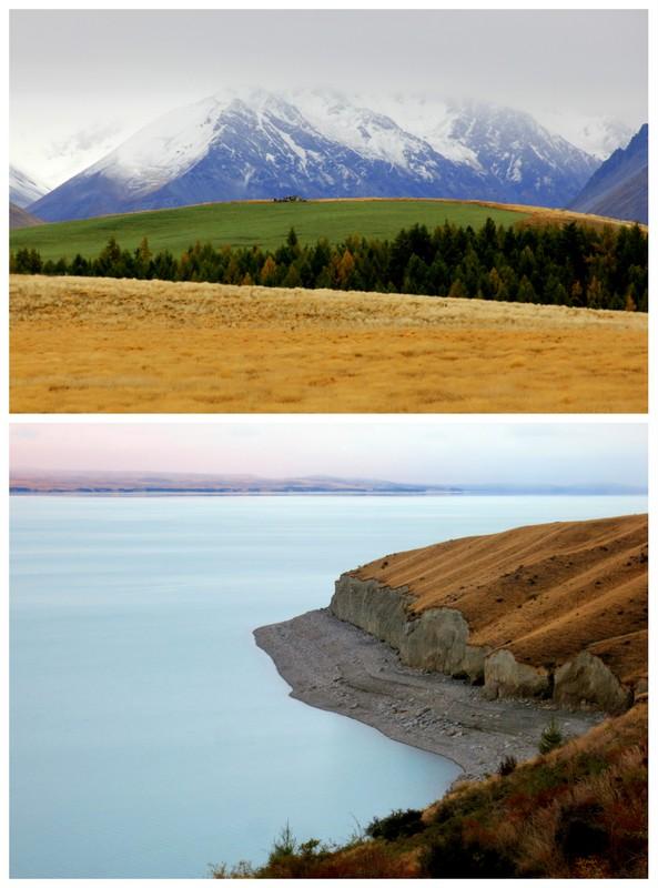Canterbury to Otago roadtrip