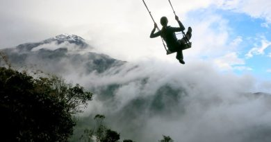 The Adventure Capital of Ecuador: Baños