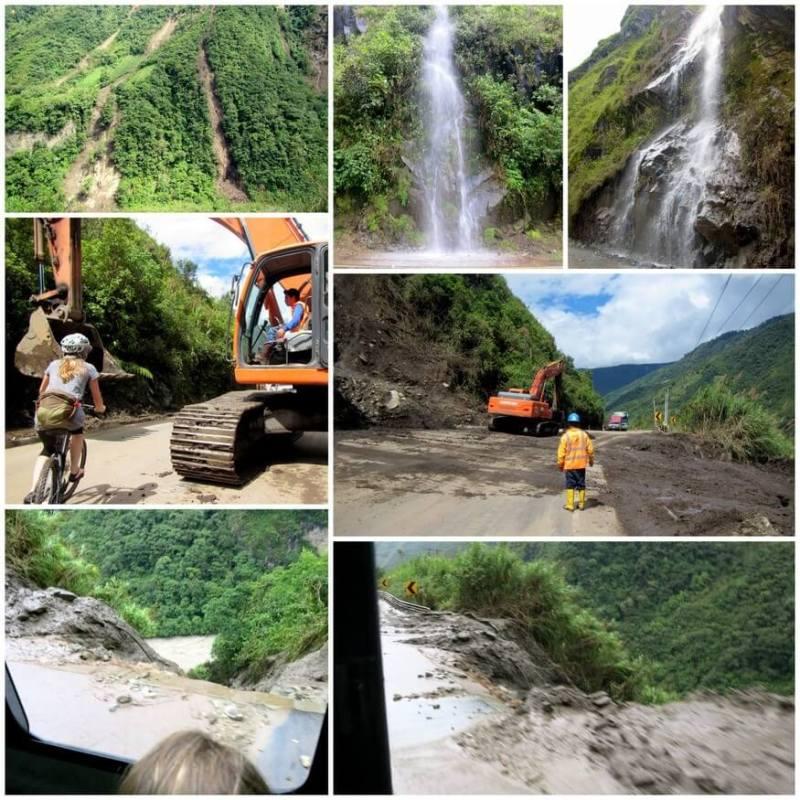 Ecuador landslides