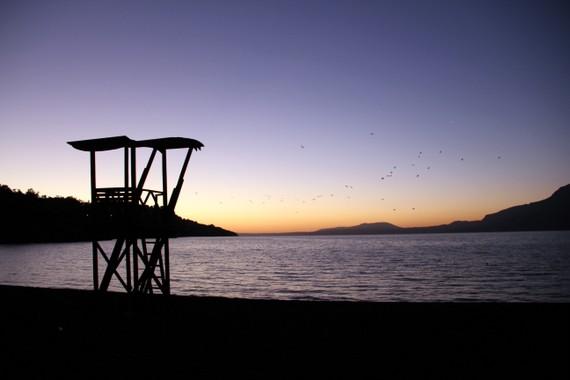 Villarrica Lake Pucon, Chile