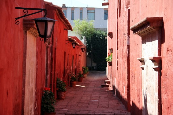 Santa Catalina Monastery Peru travel tips