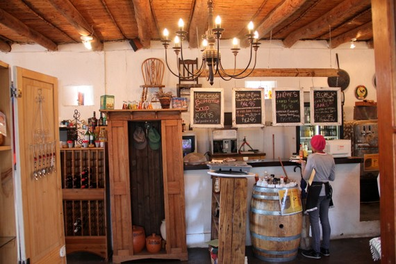 De Oude Kombuis cafe