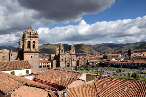 Cusco museums just to acclimatize to the 15,000-foot elevation
