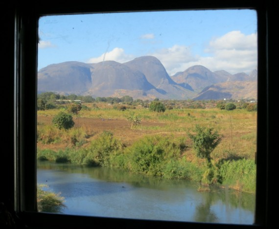 mozambique train rides