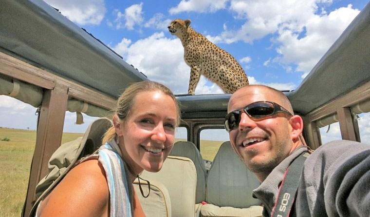 Maasai Mara cheetah