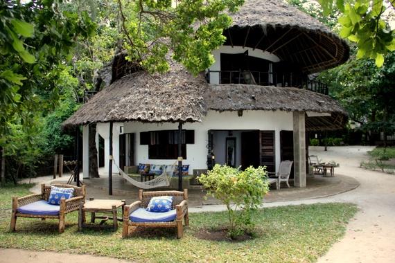 Beachfront luxury at Kinondo Kwetu, Kenya