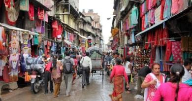 A New World: Kathmandu