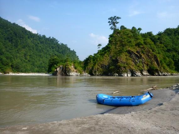 RTW rafting