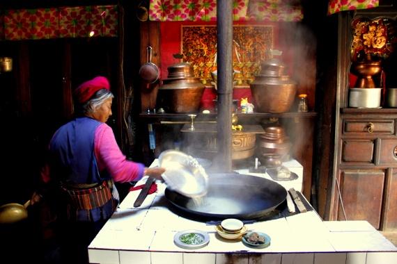 tibetan home visits