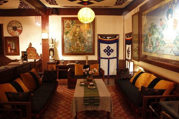 Songstam Shangri-la in China