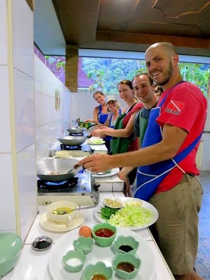 railay beach cooking class