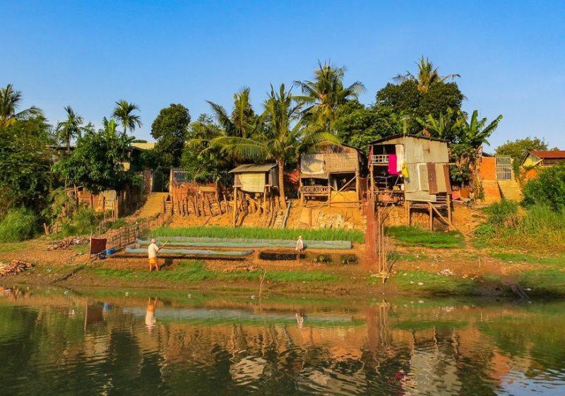 Battambang to Siem Reap
