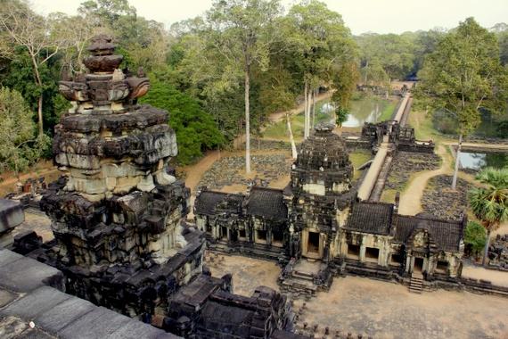 Baphuon Temple View, Cambodia