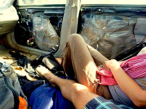 worst car interior
