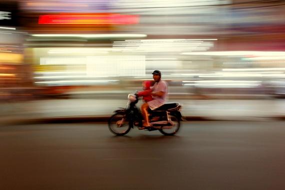 motorbikes HCMC