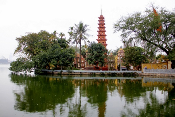 Chua Tran Quac pagoda