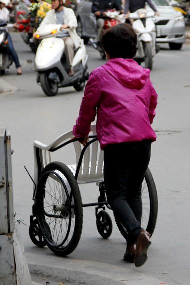 plastic chair wheelchair