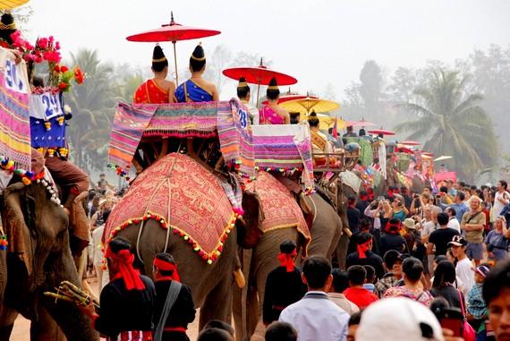 Laos Land of a million elephants