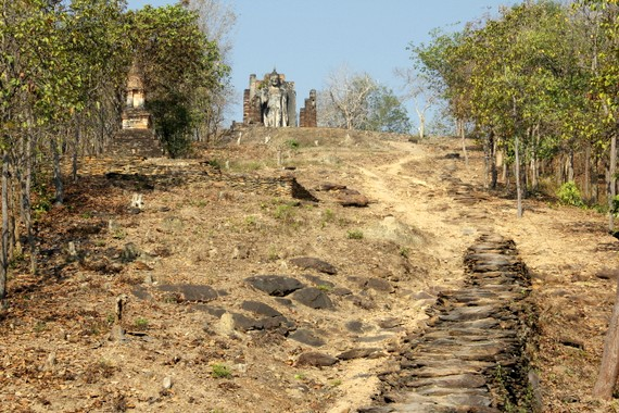 Wat Saphin Hin Sukhothai
