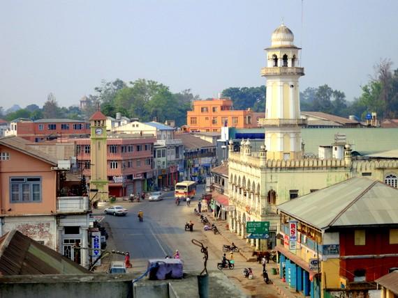 Pyin Oo Lwin City