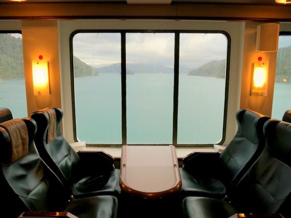 Marlborough Sound Ferry