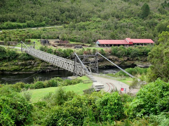 Brunner Mine NZ