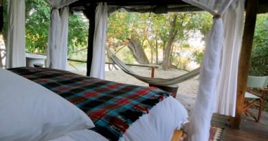 Sindabezi: Island Glamping the Zambezi River
