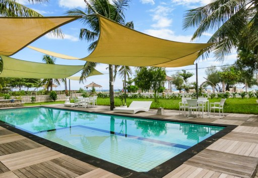 Gili Eco Villas Poolside